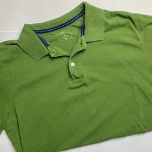 CLEARANCE ♦️Men's Gap Olive Green Polo Large